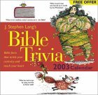 2003 Bible Calender