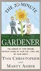20 minute gardener- buy this book!